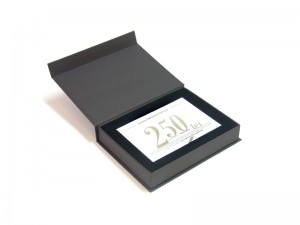 Cutie pentru voucher