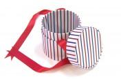 Cutie rotunda pentru cadouri